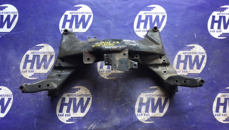 Балка под двс Nissan Wingroad WHNY11 QG18 1999 (б/у)