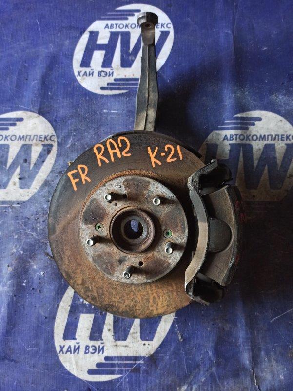 Ступица Honda Odyssey RA2 F22B передняя правая (б/у)
