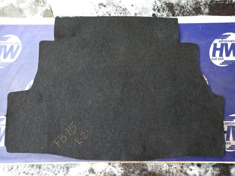 Коврик багажника Nissan Sunny FB15 QG15 (б/у)