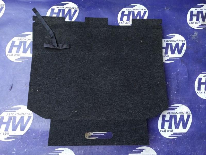 Обшивка багажника Nissan Note NE11 HR15 (б/у)