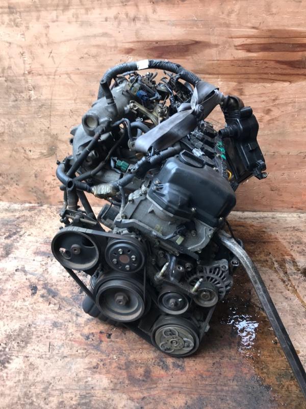 Двигатель Nissan Wingroad WHNY11 QG18 1999 (б/у)