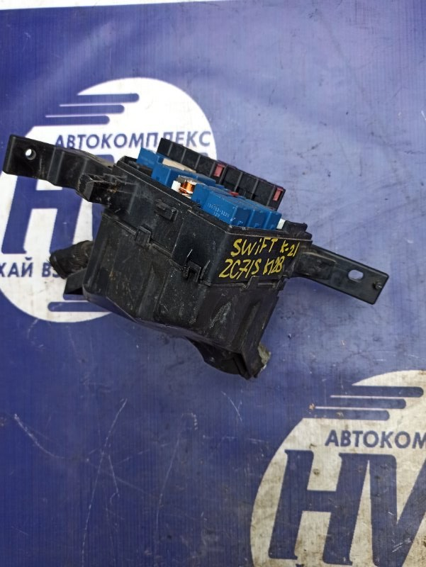 Блок предохранителей Suzuki Swift ZC71S K12B (б/у)
