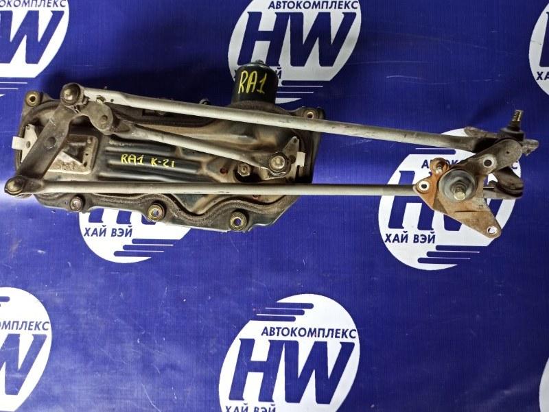 Трапеция дворников Honda Odyssey RA1 F22B (б/у)