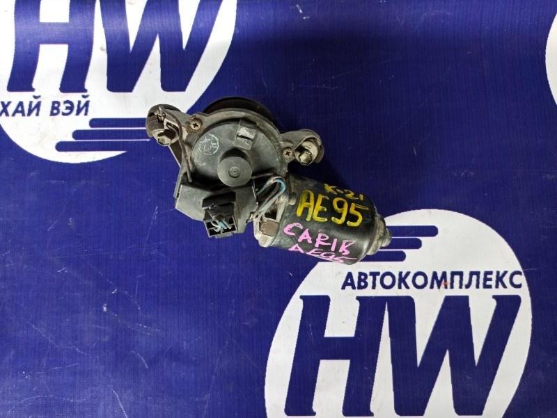 Мотор дворников Toyota Sprinter Carib AE95 4AFHE 1995 (б/у)