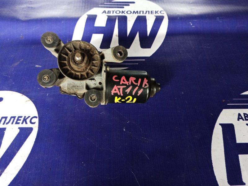 Мотор дворников Toyota Sprinter Carib AE111 4A (б/у)
