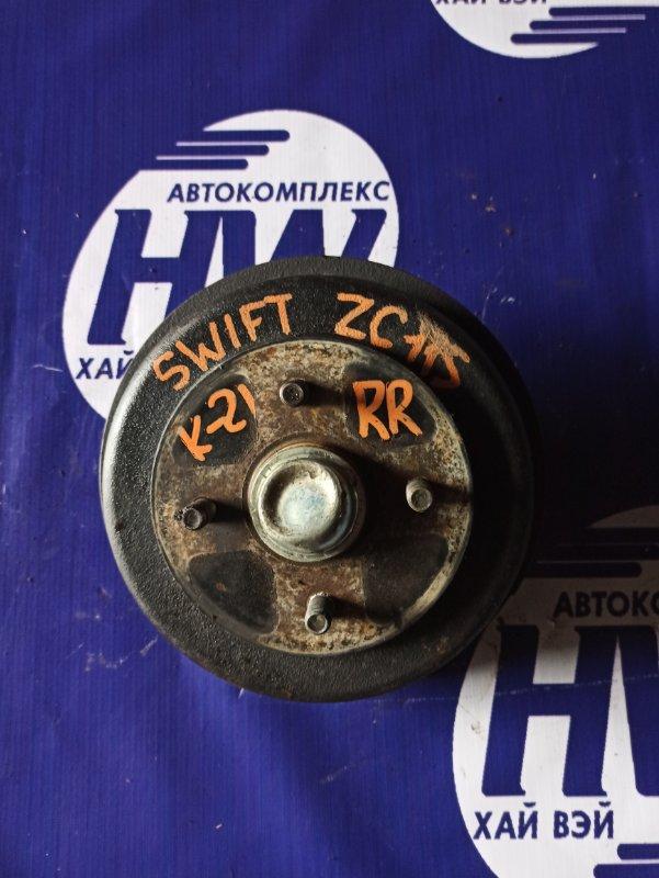 Ступица Suzuki Swift ZC11S M13A задняя правая (б/у)
