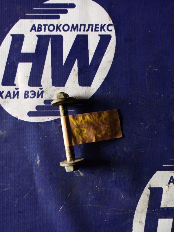 Эксцентрики Nissan Wingroad WHNY11 QG18 1999 задние (б/у)