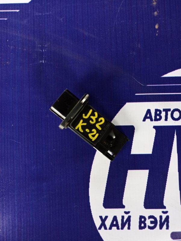 Датчик расхода воздуха Nissan Teana J32 VQ25 (б/у)