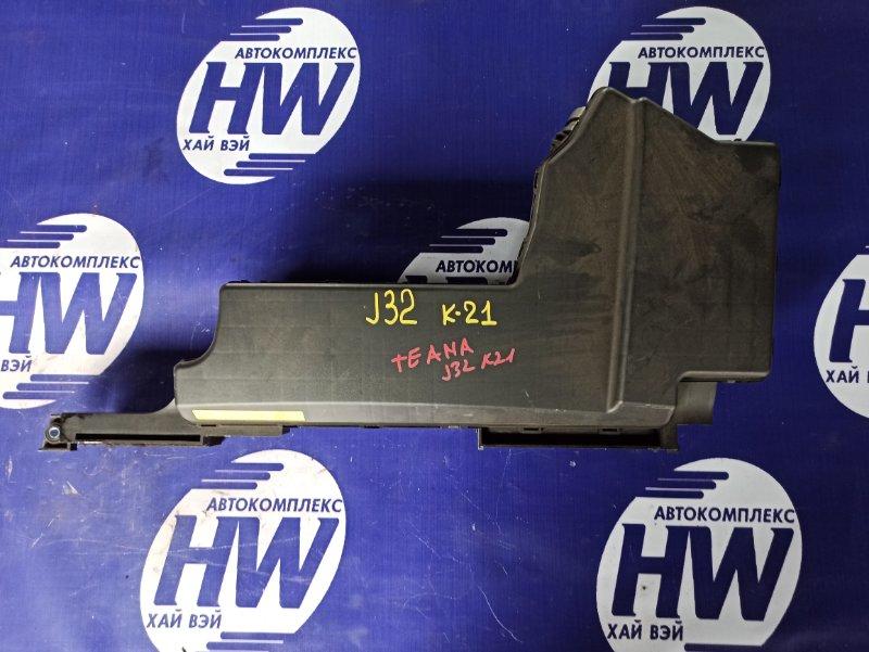 Воздухозаборник Nissan Teana J32 VQ25 (б/у)