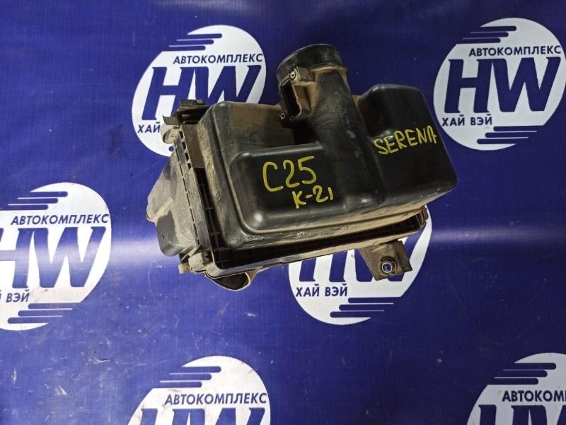 Корпус воздушного фильтра Nissan Serena C25 MR20 (б/у)