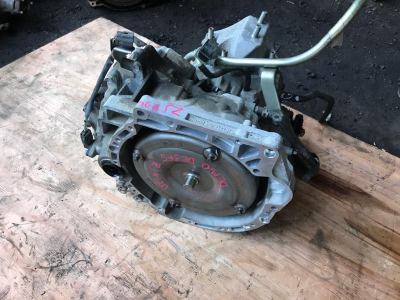 Автомат Mazda Demio DE3FS ZJ (б/у)
