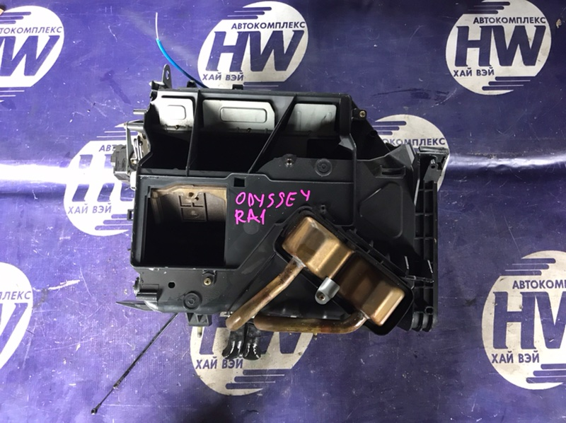 Радиатор печки Honda Odyssey RA1 F22B (б/у)