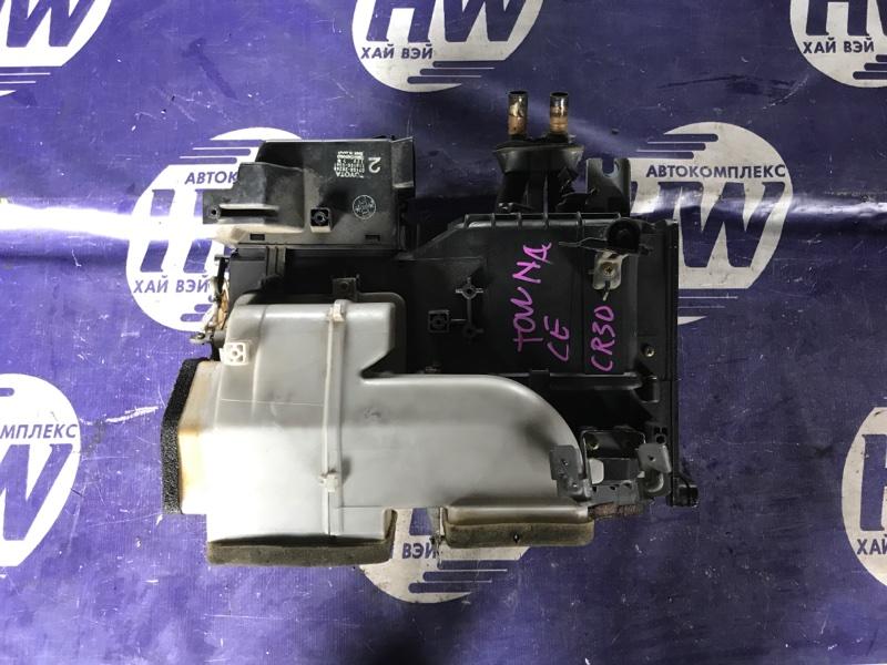 Радиатор печки Toyota Town Ace CR30 2CT (б/у)