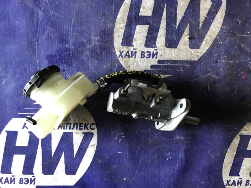 Главный тормозной цилиндр Honda Civic EU3 D17A (б/у)