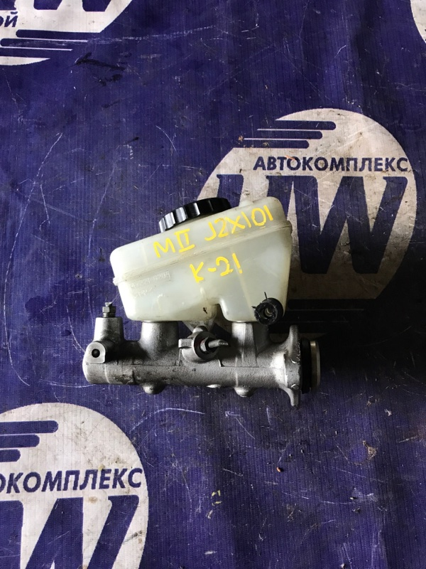Главный тормозной цилиндр Toyota Mark Ii JZX101 2JZGE 1999 (б/у)