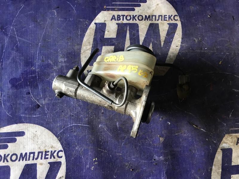 Главный тормозной цилиндр Toyota Sprinter Carib AE95 4AFHE 1995 (б/у)