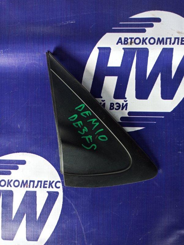 Уголок крыла Mazda Demio DE3FS ZJ передний правый (б/у)