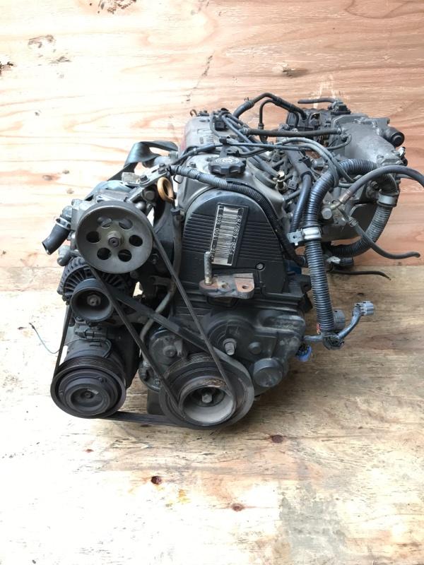 Двигатель Honda Odyssey RA2 F22B (б/у)