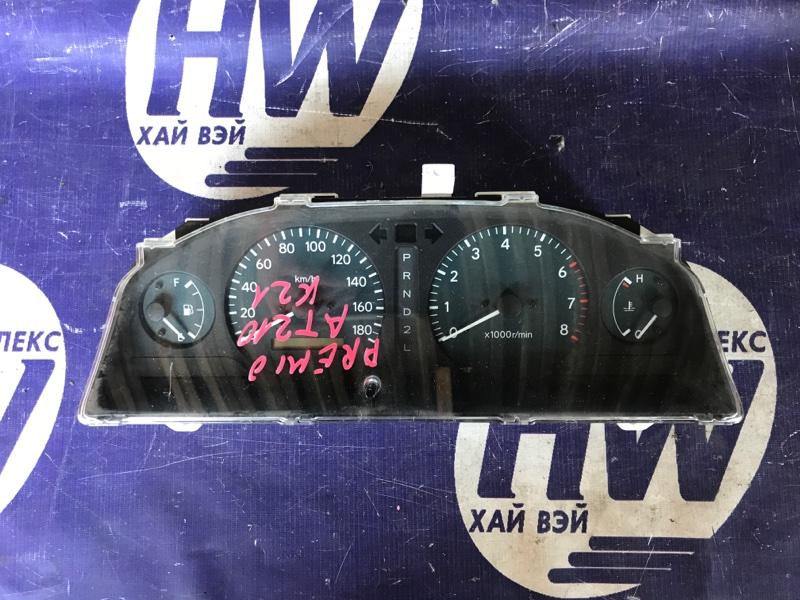 Панель приборов Toyota Corona Premio AT210 4A 2001 (б/у)