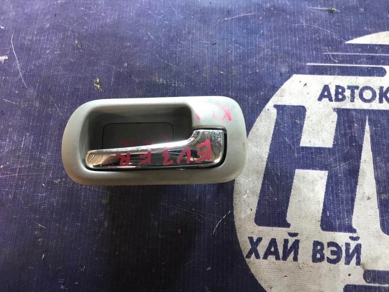 Ручка двери внутренняя Honda Civic EU3 D17A передняя правая (б/у)
