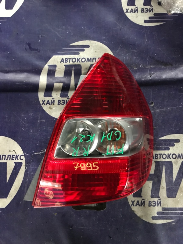 Стоп Honda Fit GD1 L13A 2001 правый (б/у)