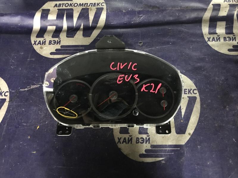 Панель приборов Honda Civic EU3 D17A (б/у)