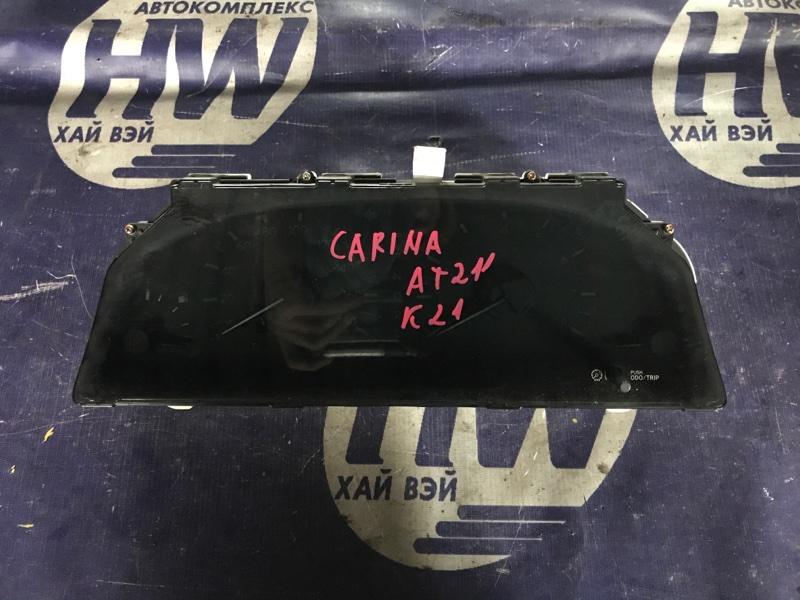 Панель приборов Toyota Carina AT211 7A 2000 (б/у)