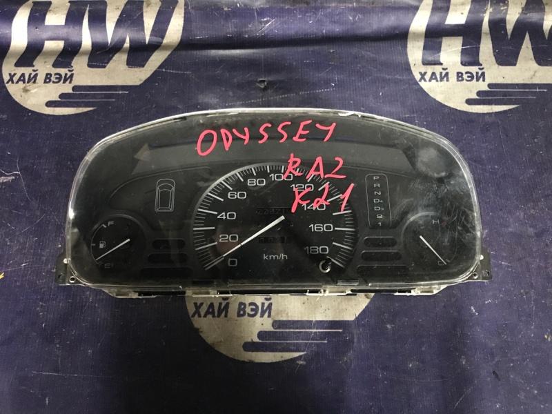 Панель приборов Honda Odyssey RA2 F22B (б/у)