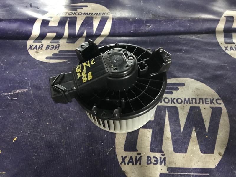 Мотор печки Toyota Bb QNC20 K3VE (б/у)