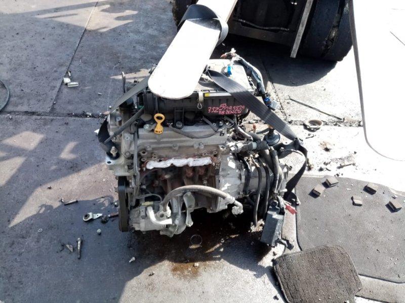 Двигатель Toyota Bb QNC21 3SZ (б/у)