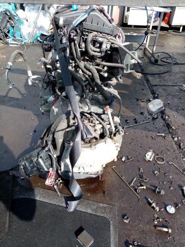 Автомат Toyota Bb QNC21 3SZ (б/у)