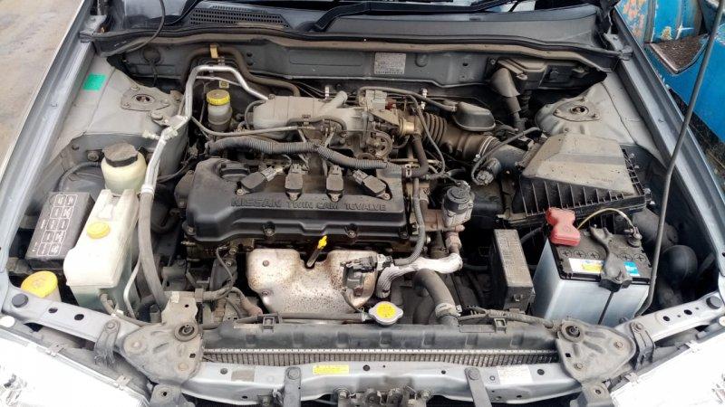 Двигатель Nissan Bluebird Sylphy QG10 QG18 (б/у)
