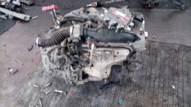 Двигатель Nissan Cube YZ11 HR15 (б/у)