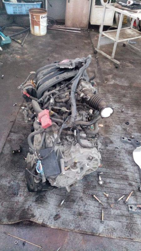 Автомат Nissan Cube YZ11 HR15 (б/у)