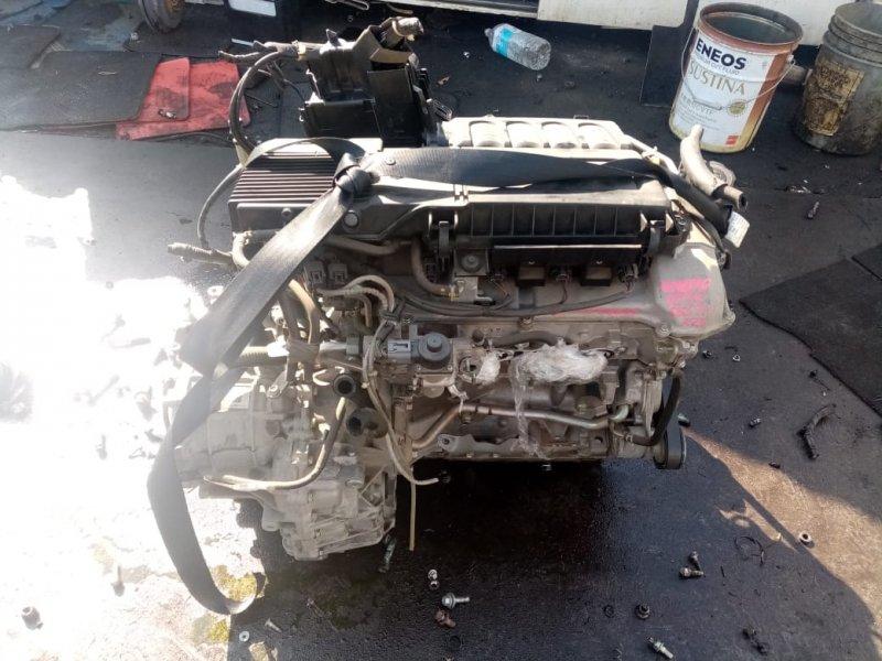Двигатель Mazda Demio DE5FS ZY (б/у)