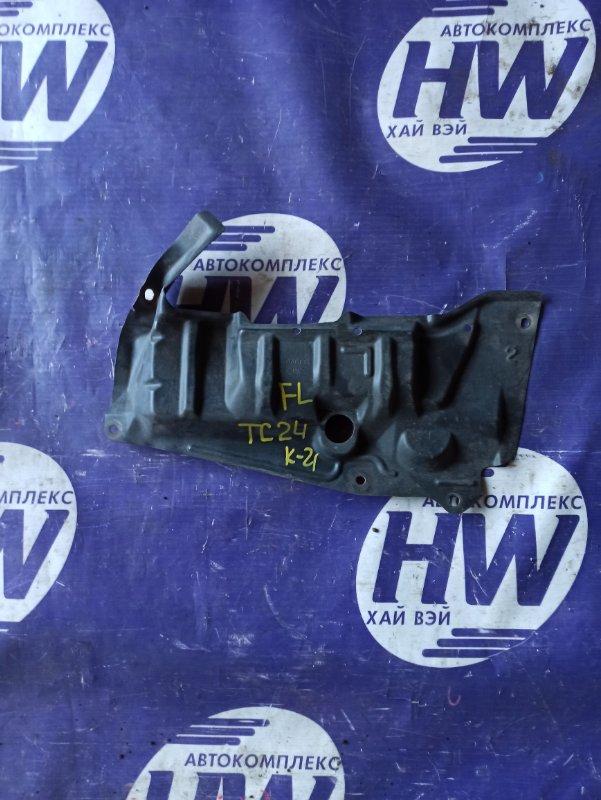 Защита двигателя Nissan Serena TC24 QR20 левая (б/у)