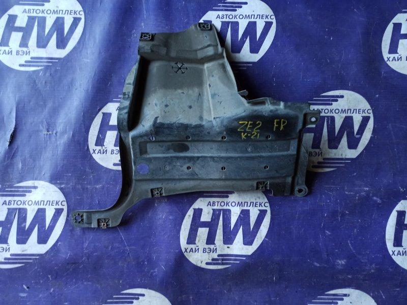 Защита двигателя Honda Insight ZE2 LDA правая (б/у)