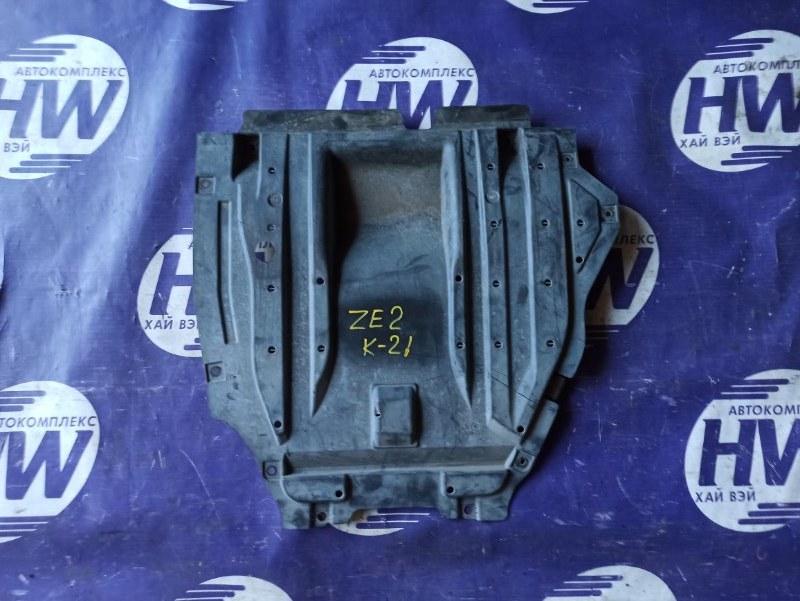 Защита двигателя Honda Insight ZE2 LDA (б/у)