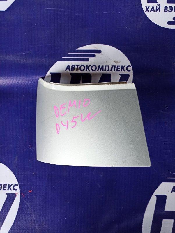 Планка под стоп Mazda Demio DY5W ZY левая (б/у)