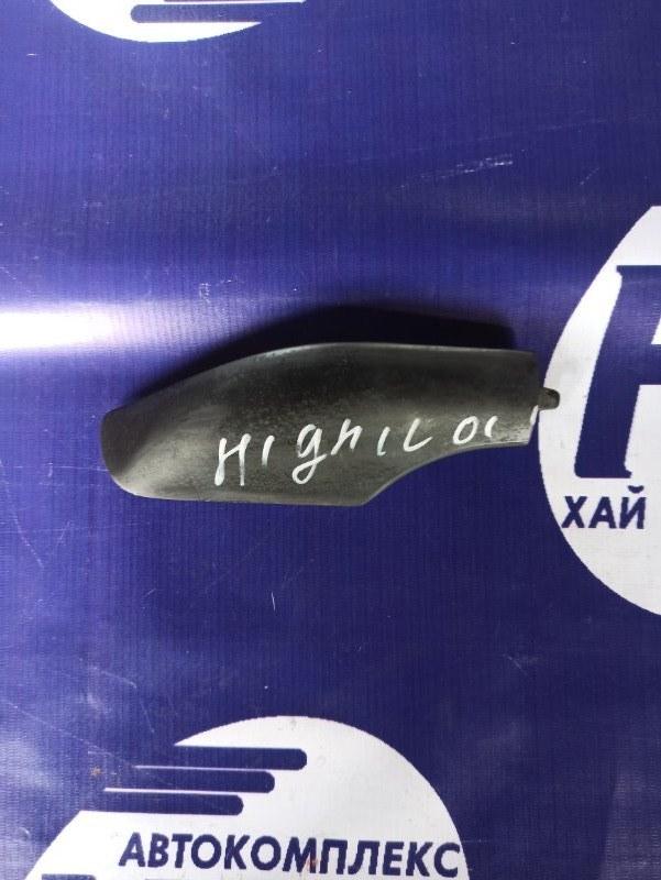 Крышка рейлинга Honda Odyssey RA1 F22B задняя правая (б/у)