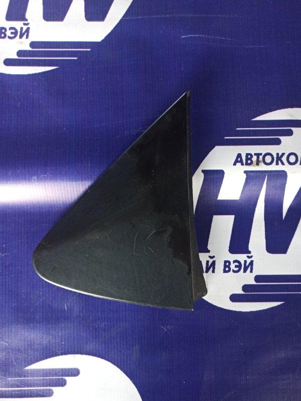 Уголок крыла Toyota Vitz KSP90 1KR передний левый (б/у)