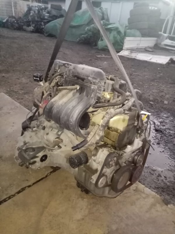 Двигатель Nissan March AK12 CR12 (б/у)