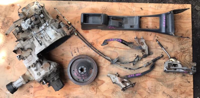 Коробка Toyota Sprinter Carib AE95 4AFHE (б/у)