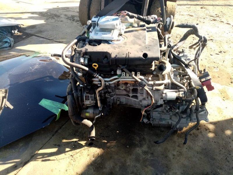 Двигатель Nissan Presage PU31 VQ35 (б/у)