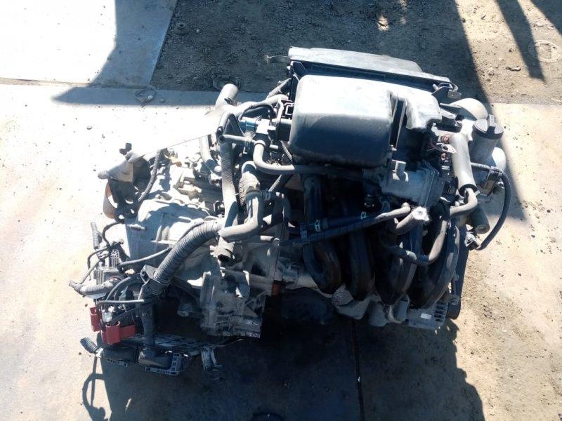 Двигатель Toyota Vitz SCP90 2SZ (б/у)