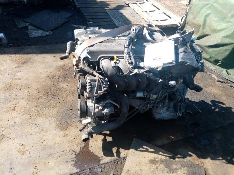 Двигатель Toyota Wish ZNE14 1ZZ 2003 (б/у)