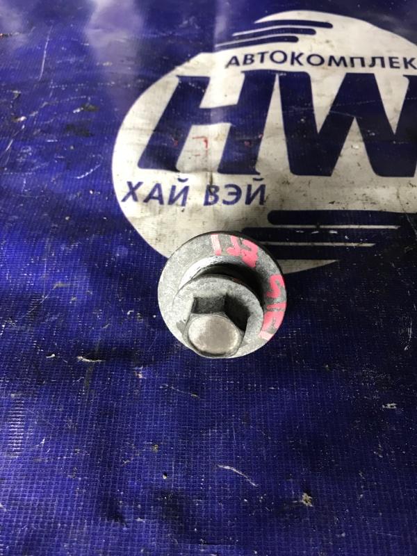Болт шкива коленвала Toyota Crown JZS151 1JZGE (б/у)