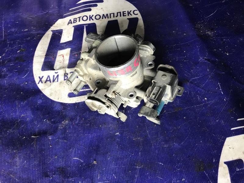 Дроcсельная заслонка Honda Airwave GJ1 L15A (б/у)