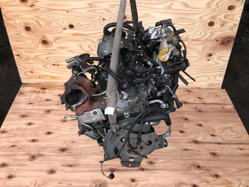 Двигатель Mitsubishi Pajero Mini H58A 4A30T (б/у)