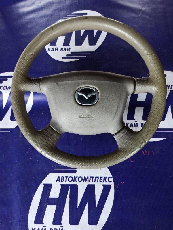 Руль Mazda Demio DW3W B3 2001 (б/у)